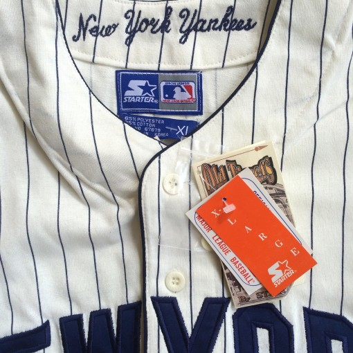 Starter New York Yankees jersey