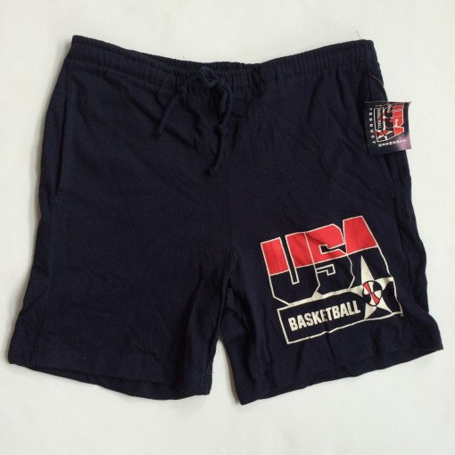 vintage champion dream team 1992 olympics basketball shorts