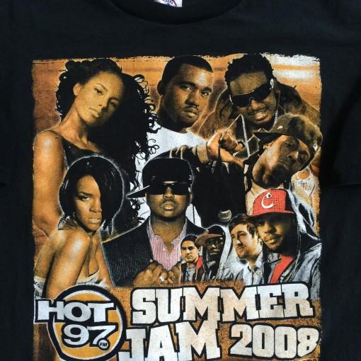 vintage kanye west summer jam t shirt
