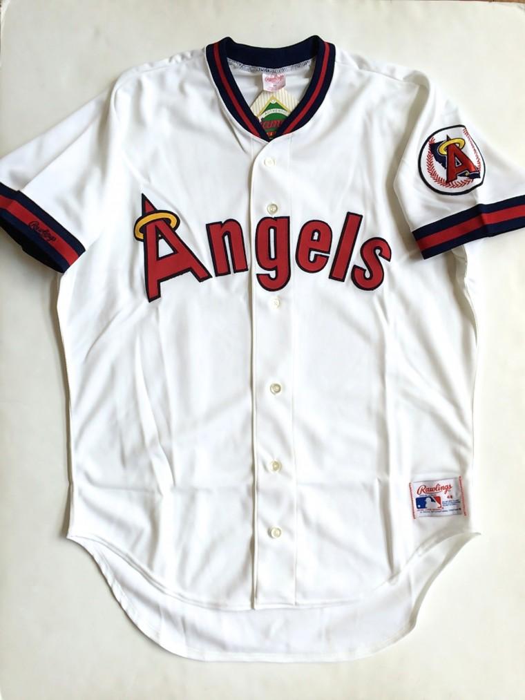 Anaheim Angels Jersey, Size XL - California Angels Jersey