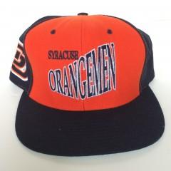 vintage syracuse orangemen ncaa snapback hat