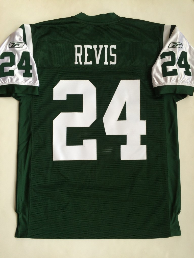 authentic revis jets jersey