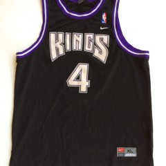 vintage chris webber sacramento kings nike swingman jersey