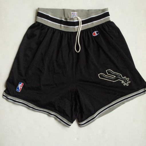 Vintage san Antonio spurs Champion NBA Shorts