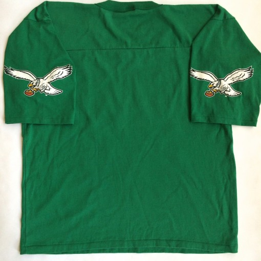throwback philly eagles t shirt