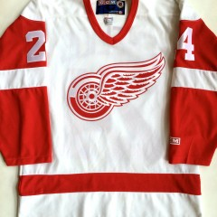 vintage Detroit Redwings chris chelios ccm nhl jersey