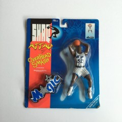 vintage orlando magic shaq attack toy action figure