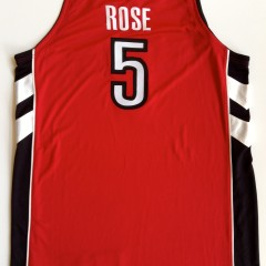 authentic jalen rose toronto raptors nba jersey