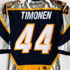 vintage kimmo timonen predators authentic jersey