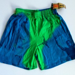 vintage nike bo jackson weight lifting 90's deadstock shorts