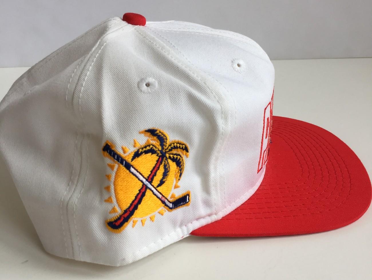 buy popular 94bbd 4fde8 vintage florida panthers nhl snapback hat