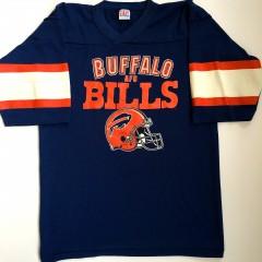 vintage 80's 90's buffalo bills nfl t shirt