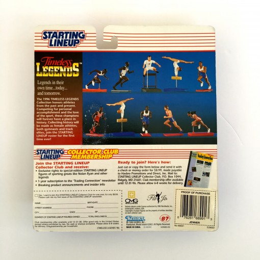 vintage kenner starting lineup toy figure