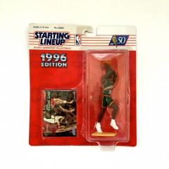 vintage 1996 Gary Payton Seattle Supersonics NBA Starting Lineup toy