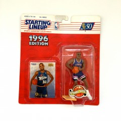 1996 grant hill ft. wayne pistons nba starting lineup toy figure 50th anniversary