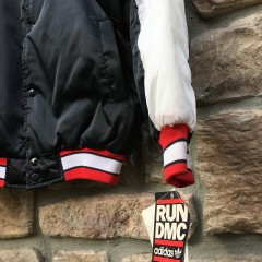 deadstock run DMC adidas jacket