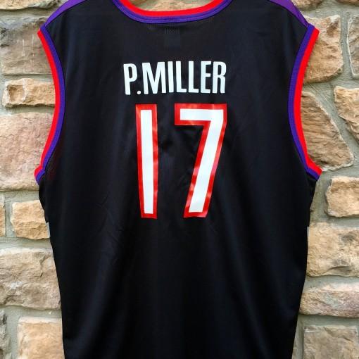 p. miller #17 Raptors NBA Jersey