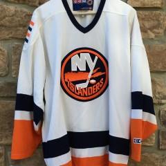 vintage New York Islanders CCM Nhl jersey size XL