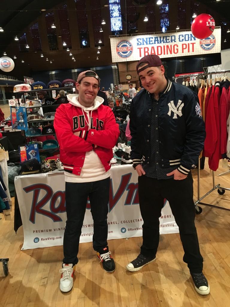 Rare Vntg at sneaker Con DC 2015