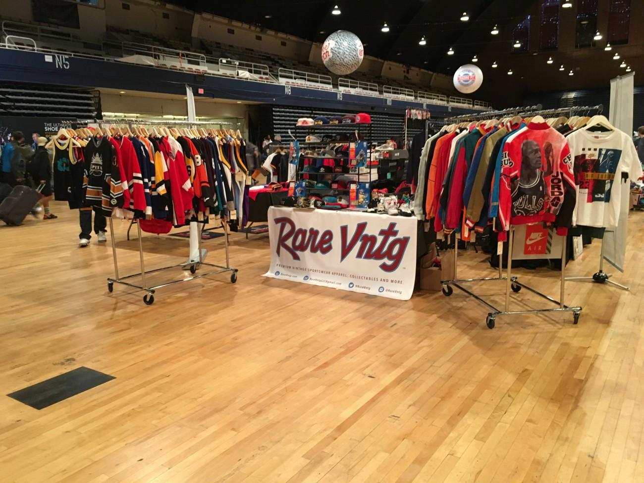 Rare Vntg Sneaker Con DC November 2015