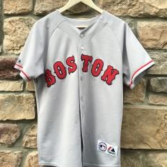 Throwback boston red sox manny ramirez jersey