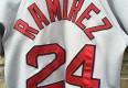 vintage Manny Ramirez Red Sox Jersey