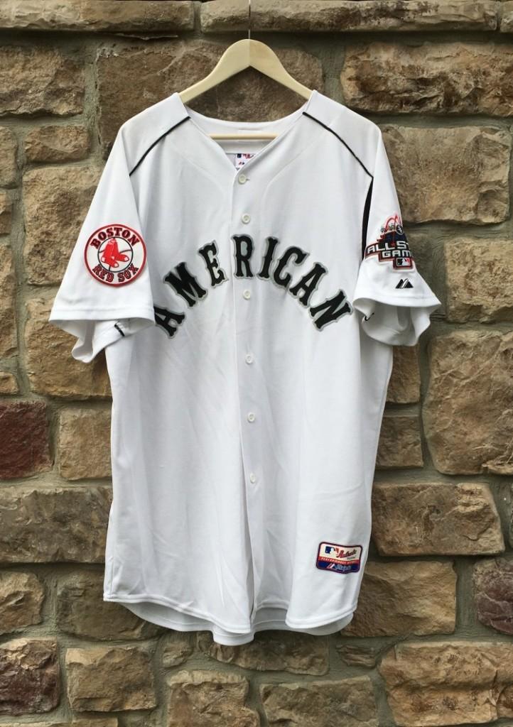 f2fe0fff941 2003 Manny Ramirez American League MLB All Star Jersey Size XL ...