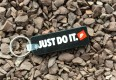 vintage nike air just do it keychain