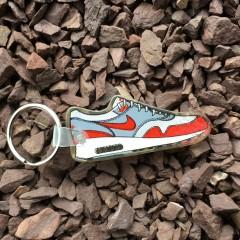 vintage 80's nike air max 1 keychain