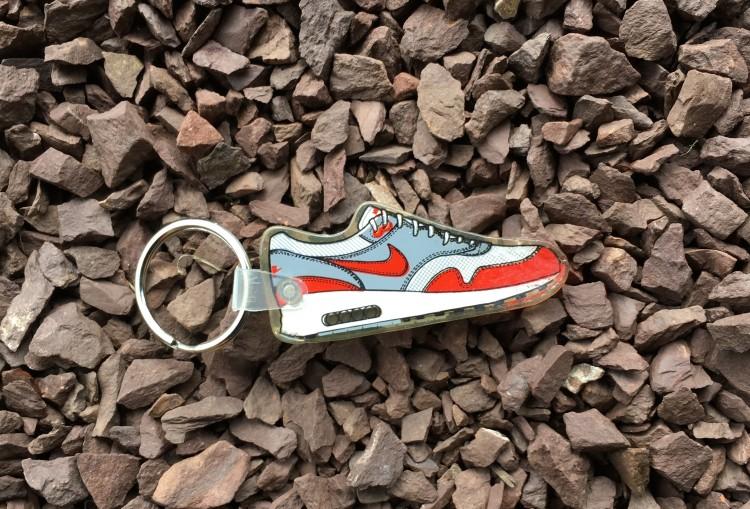 air max key ring