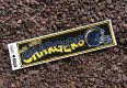 vintage San Diego Chargers 90's NFL Bumper Sticker