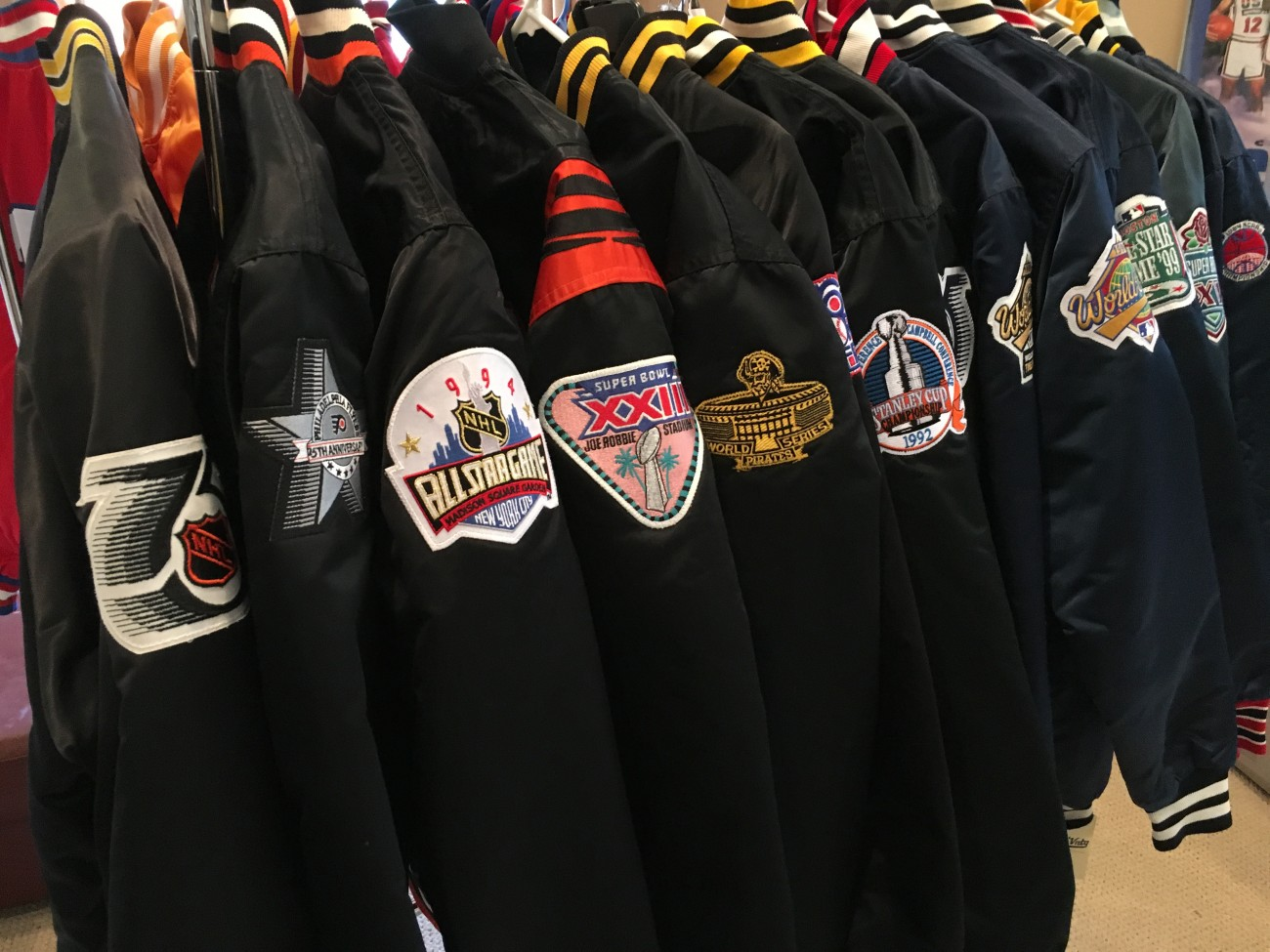 Rare Vntg Custom Satin Jackets