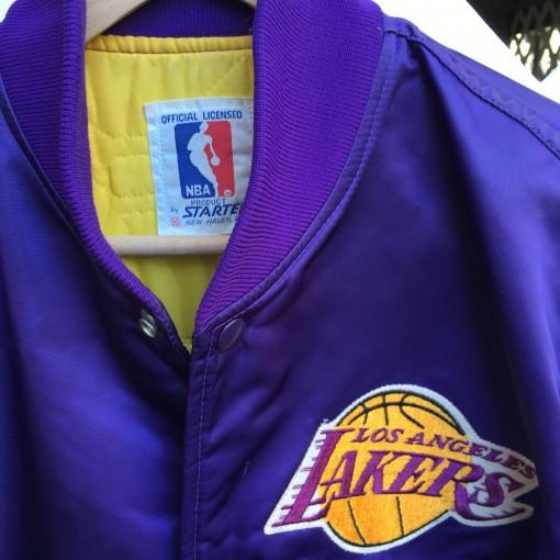 Lakers Satin starter jacket