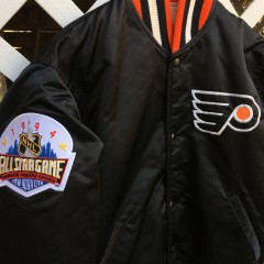1994 Nhl All Star Custom jacket