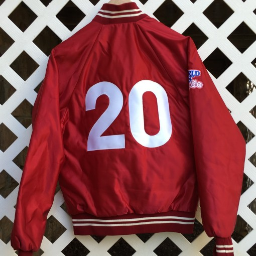mike schmidt philadelphia phillies starter satin 1980 world series jacket