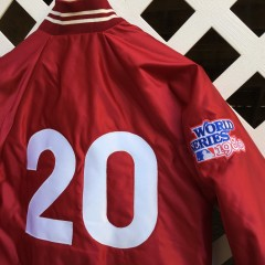 1980 world series jacket