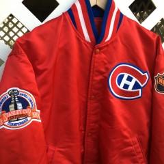 1993 Stanley Cup Finals Starter satin jacket