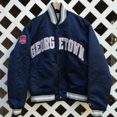 Georgetown Hoyas Patrick Ewing 1984 final four jacket