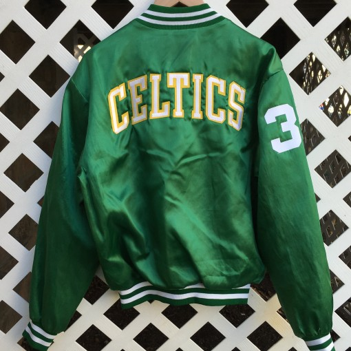 vintage Celtics Satin jacket