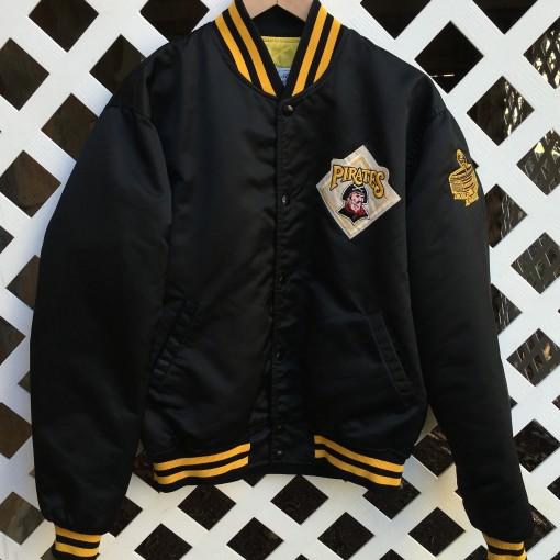 1976 World Series Pittsburgh Pirates starter satin jacket