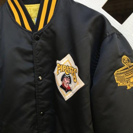 1971 pittsburgh pirates world series starter jacket
