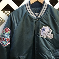 Super Bowl XXVII Cowboys jacket