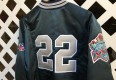 Emmitt Smith Custom Dallas Cowboys Super Bowl XXVII jacket