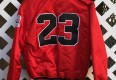 Micheal jordan custom rare vntg satin jacket