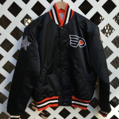 Vintage Philadelphia Flyers Starter Satin jacket