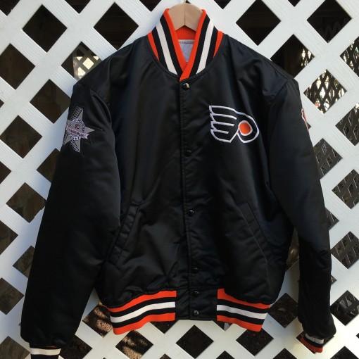 Vintage Philadelphia Flyers Starter Satin jacket