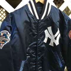2000 World Series Derek Jeter New York Yankees Jacket