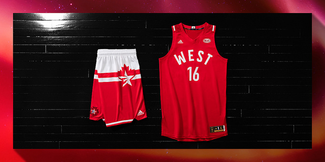 2016 Western Conference NBA All Star Jersey