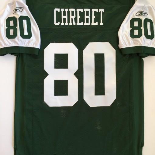 Wayne Chrebet Authentic New York Jets vintage jersey