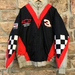 vintage dale earnhardt nutmeg jacket